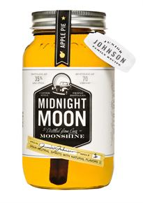 Midnight Moon Junior Johnson's Apple Pie Moonshine...